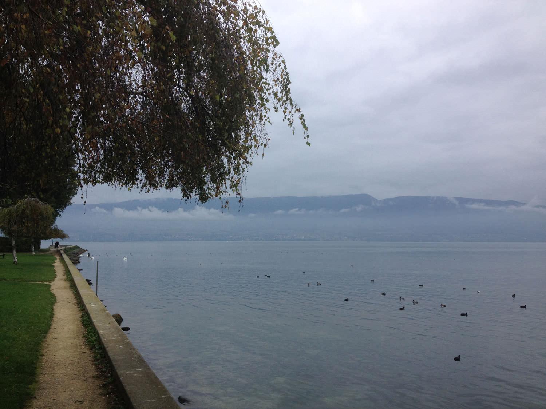 Estavayer-le-Lac, lac de Neuchâtel