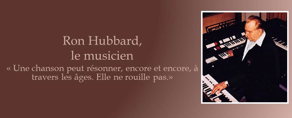 Ron Hubbard, musicien